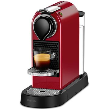 By Breville CitiZ Red Espresso Machine