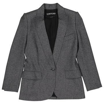 Tom Ford Grey Wool Jackets
