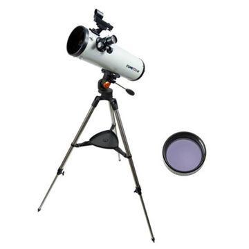 Celestron Cometron 114AZ-Basic Imaging Celestron Cometron 114AZ Telescope