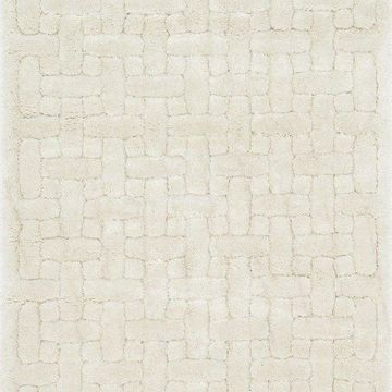 Loloi Rugs Dream Shag Collection Ivory, 5'2
