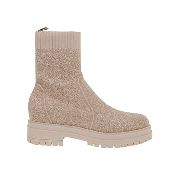 Gianvito Rossi Torrance Knit Boucle`