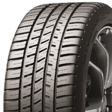 Michelin Pilot Sport All-Season 3+ Ultra-High Performance Tire 275/35ZR19 96Y
