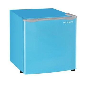 Frigidaire 1.6 Cu. Ft. Single Door Mini Fridge EFR115, Blue
