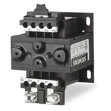 SIEMENS MT0050C Class 2 Transformer,24VAC,50 VA,1 PH