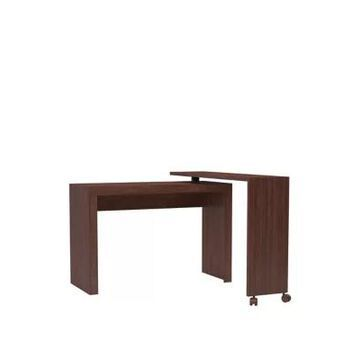 Manhattan Comfort Calabria Nested Desk -