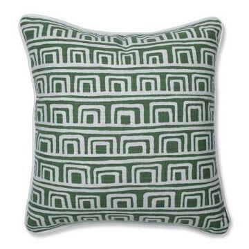 Squares Grass - Pillow Perfect