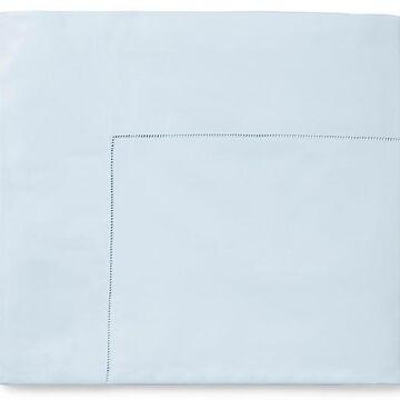 Celeste Flat Sheet - SFERRA - Twin - White