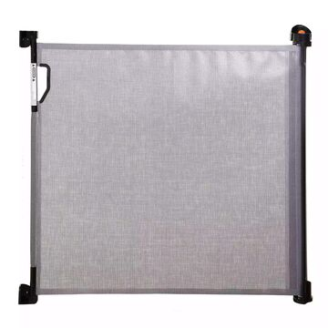 Dreambaby& Indoor/Outdoor Retractable Gate in Grey