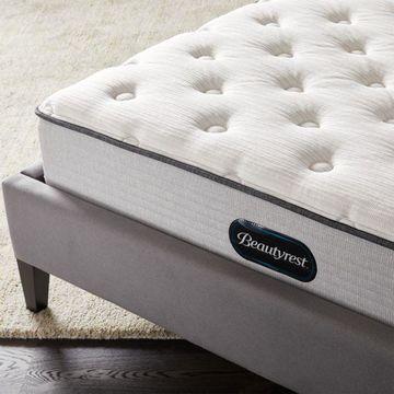 Simmons Beautyrest BR800 Medium Twin Mattress