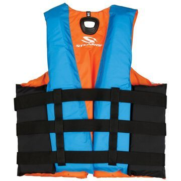 STEARNS 2000013984 STEARNS PFD MENS ILLUSION SERIES ABSTRACT WAVE NYLON VEST XL