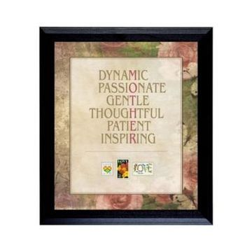 American Coin Treasures Mother Love Stamp Frame