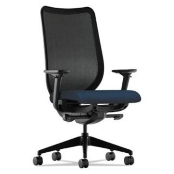 HON Nucleus Series Work Chair with ilira-stretch M4 Back (Navy)