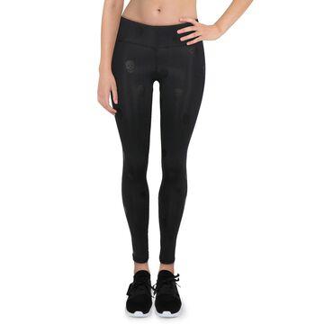 Terez Womens Athletic Leggings High Rise Fitness - XS