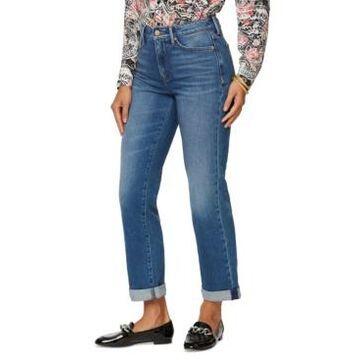 Nydj Duvall Tummy-Control Straight-Leg Jeans