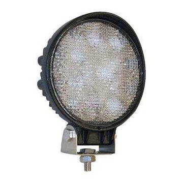 BUYERS PRODUCTS 1492114 Lamp, LED, Round, Flood, Aluminum