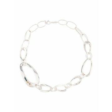 Cherish Chunky Link Necklace silver