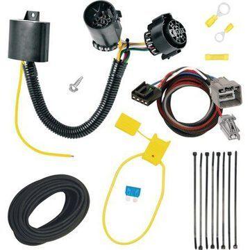 Tekonsha 30235-P Brake Control Converter & 7-Way Adapter Kit for RAM