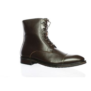 English Laundry Mens Eaton Brown Ankle Boots Size 9.5