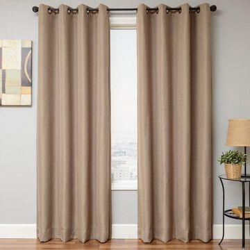 Softline 1-pack Ellis Light Filtering Window Curtain