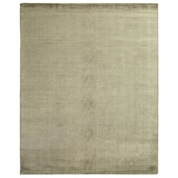 Exquisite Rugs Swell Light Blue Viscose Rug - 10' x 14'