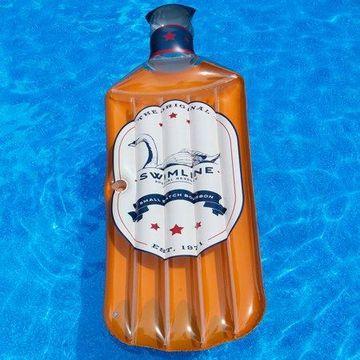 Swimline Vinyl Bourbon Pool Float, Multicolor