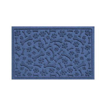 Bungalow Flooring Aqua Shield Paws And Bones Doormat