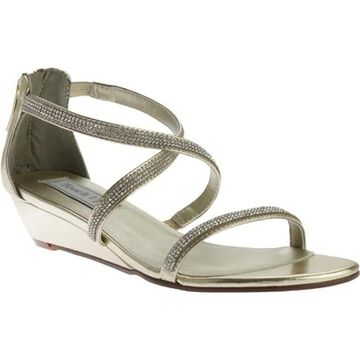 Touch Ups Women's Moriah Strappy Sandal Gold
