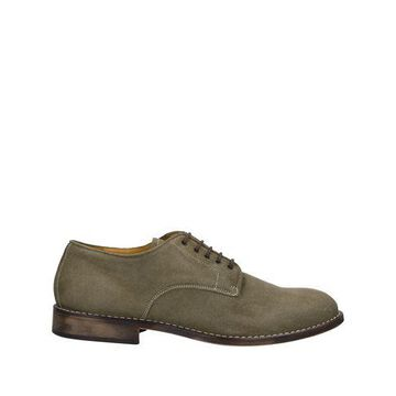 LEATHER CROWN Lace-up shoe