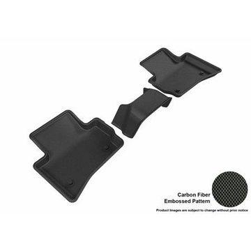 3D MAXpider JAGUAR F-PACE 2017-2018 KAGU BLACK R2 (3PCS)