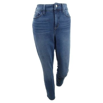 NYDJ Women's Ami Mid-Rise Skinny Jeans - Traveller