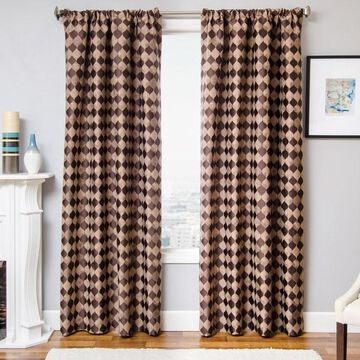 Softline 1-Panel Larson Window Curtain