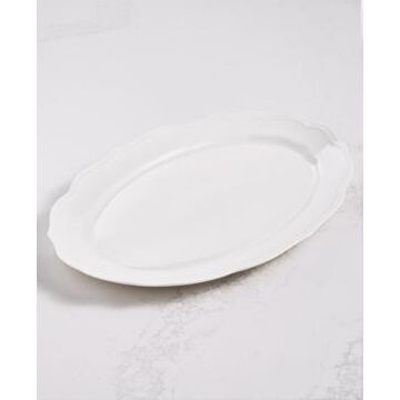 Hotel Collection Classic Baroque Platter, Created For Macy's