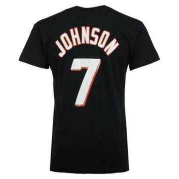 Mitchell & Ness Men's Kevin Johnson Phoenix Suns Hardwood Classic Player T-Shirt