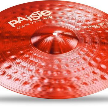 Colorsound 900 Heavy Ride Cymbal Red