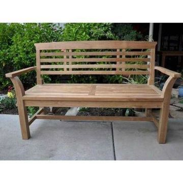 Sakura 2-seater Bench By Anderson Teak
