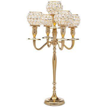 Lighting by Design Crystal Candelabra