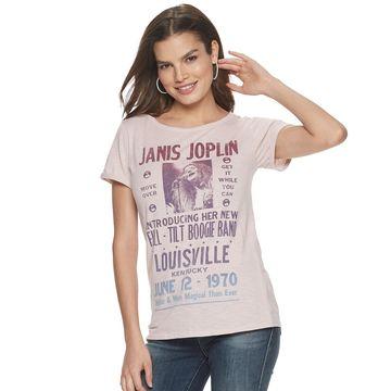 Women's Rock & Republic Janis Joplin Tee