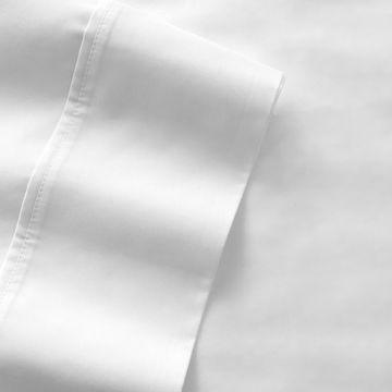Elite Home Products 400 Thread Count Cotton Deep Pocket Sheet Set