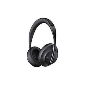 Bose Noise Cancelling Headphones 700 - Stereo - Wireless - Bluetooth - 33 ft - Over-the-head - Binaural - Circumaural - Noise Canceling - Triple Black