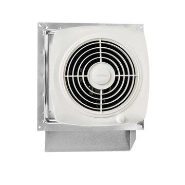 Broan Utility Fans 8.5-Sone 200-CFM White Bathroom Fan   509S