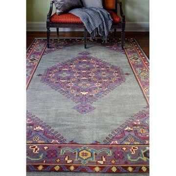 Bashian Petra Transitional Geometric Area Rug