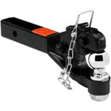 Reese 7024200 Pintle with Ball Receiver Mount, 2-5