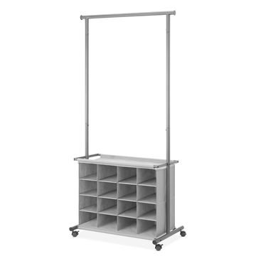 Whitmor 16 Cubby Garment Rack