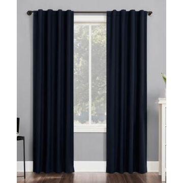"Sun Zero Cyrus 40"" x 63"" Thermal Blackout Curtain Panel"