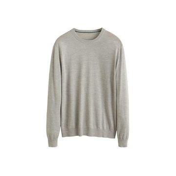 MANGO MAN 100% wool sweater