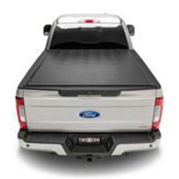 Truxedo 1531101 Black Truxedo Sentry Tonneau Cover for Ford 2019 Ranger 6 in.