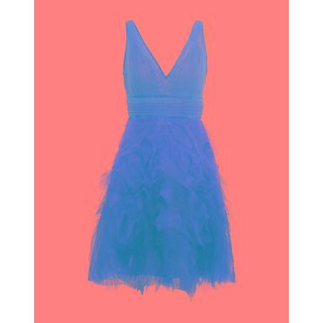 MARCHESA NOTTE Knee-length dress