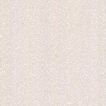 Brewster Ferla Neutral Scroll Wallpaper