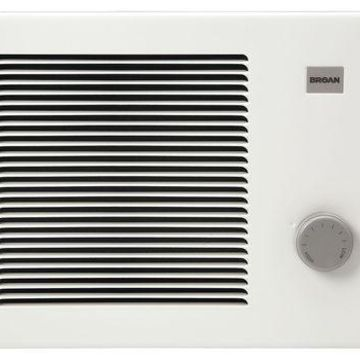 BROAN 174 Electric Wall Heater, Recessed or Surface, 750/1500, 1125/1500 W