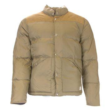 Penfield Men's Rivercliff Yoke Down Jacket, Small Tan
